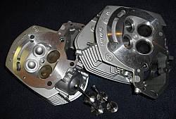 Zylinderkopf BMW 4V Boxer
