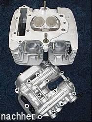 restaurierter Zylinderkopf, ABP Racing, Firma Zylinderkopfreparatur