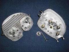 Ersatzteil Zylinderkopf, ABP-Racing GmbH, Reinigung Zylinderköpfe